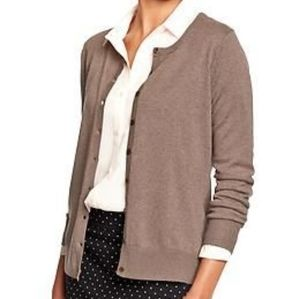 Old Navy Classic Crew Neck Button Cardigans x 3